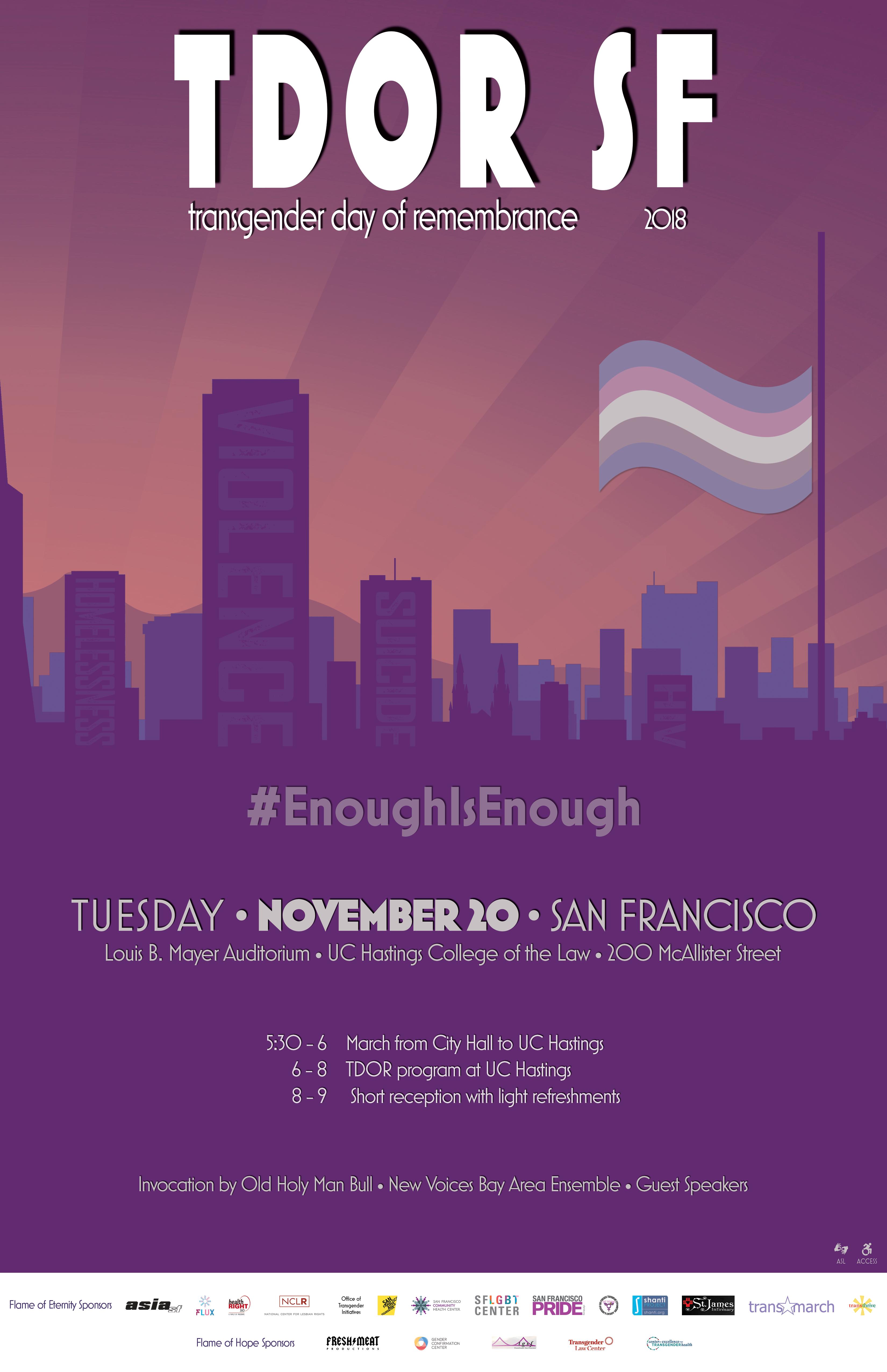 Transgender support bay area